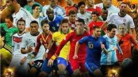 Nghịch lý ngày sinh ở World Cup 2014