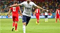 Đoản khúc World Cup: Benzema - khoảnh khắc của hôm qua, hôm nay và ngày mai