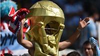 Truyện cười World Cup: Fan cuồng