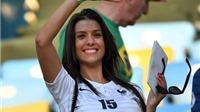 Dàn WAGs của tuyển Pháp khoe vẻ đẹp ngất ngây trên khán đài World Cup