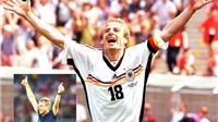 Đoản khúc World Cup: Không có không gian cho nỗi buồn đâu