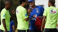 Brazil thay đổi chiến thuật trong trận gặp Chile