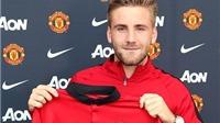 Man United CHÍNH THỨC có Luke Shaw với mức giá kỉ lục