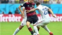Đội tuyển Đức: Những trái tim dũng cảm