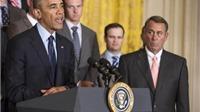 Mỹ: Tổng thống B. Obama 'phản pháo' cáo buộc lạm quyền