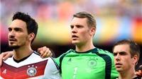 Đoản khúc World Cup - Thư gửi Die Mannschaft: Câu chuyện một tình yêu bất tử