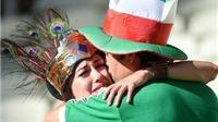 Thua đau Hà Lan, người dân Mexico vẫn tự hào về 'El Tri'