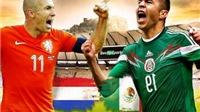 Hà Lan vô địch về lội ngược dòng