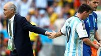 Đoản Khúc World Cup: Argentina, người thua cuộc không cần nước mắt