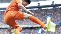 CHÙM ẢNH: Những màn ăn mừng ấn tượng & xúc động nhất World Cup 2014