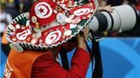 Chàng phóng viên gây sốt World Cup 2014 nhờ trang phục 'màu mè'