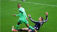 Đoản khúc World Cup: Người hay thánh thần thì cũng có gót chân Achilles
