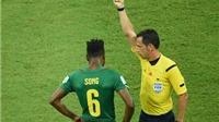 Góc Marcotti: Liệu có tồn tại '7 trái táo thối' tại World Cup 2014?