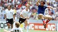 Đoản khúc World Cup: Định mệnh an bài cho Pháp lại gặp Đức...