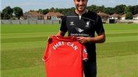CẬP NHẬT tin sáng 4/7: Liverpool CHÍNH THỨC có Emre Can. Barca đặt giá 90 triệu euro cho Luis Suarez