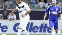 Ronaldo: 'Scolari sẽ thay đổi trước trận gặp Colombia'