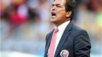 Luis Pinto & niềm cảm hứng từ Mourinho