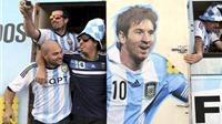 Đoản khúc World Cup: Tôi tồn tại bởi luôn yêu tin