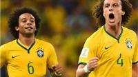 Chấm điểm Brazil 2-1 Colombia: Ngày cặp Silva-Luiz làm 'kép chính'