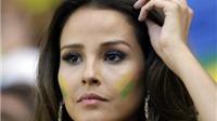 CHÙM ẢNH: Mỹ nhân Brazil lấn át mọi vẻ đẹp trên khán đài