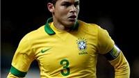 Brazil: Ai sẽ thay thế Thiago Silva?
