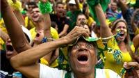 Thư Brazil: Brasilia như ngừng thở vì Selecao