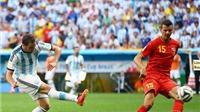 Góc thơ LÊ THỐNG NHẤT: Bình luận trận Argentina - Bỉ 1-0