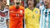 Góc Marcotti: Vòng bán kết, hy vọng Messi không bị Hà Lan 'chặt chém'