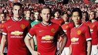 Nike chính thức dứt tình với Man United