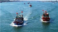 Đề thi Đại học Địa lý hướng về ngư dân bám biển