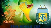 Góc thơ LÊ THỐNG NHẤT: Dự đoán trận Argentina - Hà Lan