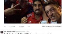 Tuyển thủ Đức chia sẻ cảm xúc trên mạng xã hội sau chiến thắng lịch sử
