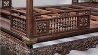 Tìm lại 'Bàn tay vàng' từ chiếc long sàng Vua Thành Thái