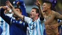 Loại Hà Lan, Argentina gặp Đức ở chung kết. FIFA cấm vận Nigeria. Hummels kịp hồi phục chấn thương