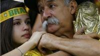 FIFA tri ân 'người đàn ông Brazil buồn nhất' World Cup 2014
