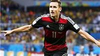 CHÙM ẢNH Top 10 chân sút vĩ đại nhất lịch sử World Cup: 'Miro', Ronaldo, Mueller và...?