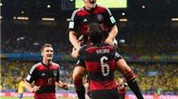 Đội tuyển Đức nâng tầm tiki-taka