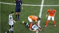 Mascherano và Hummels có thể lỡ chung kết Argentina - Đức