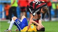 Miêu tả tất cả các đội World Cup 2014 chỉ với 3 từ
