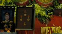 Lễ viếng 18 đồng chí hy sinh trong vụ máy bay Mi-171 gặp nạn