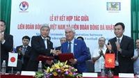 Bóng đá Việt Nam được 'Nhật Bản hóa'