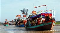 Tổ chức lễ hội Nghinh Ông lớn nhất tỉnh Bến Tre