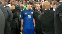 Messi: Chủ nhân Quả bóng vàng World Cup buồn nhất