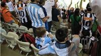 World Cup trên từng cây số: Gõ cửa thiên đường