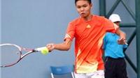 Linh Giang vào vòng 2 giải quần vợt ITF 2014