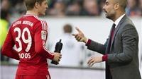 Bayern Munich: Guardiola & bài toán Toni Kroos