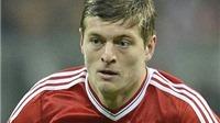 Bayern Munich, nhìn Kroos mà lo