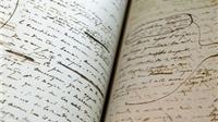 Trưng bày bản thảo viết tay cuốn 'Những người khốn khổ'