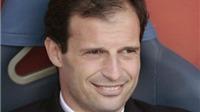 NÓNG: Juventus bổ nhiệm Allegri thay cho Antonio Conte