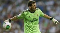 Vấn đề thủ môn ở Real Madrid: 'Thánh' Casillas cũng phải cạnh tranh